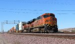 BNSF 7899 & BNSF 7455 DPU